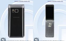 Samsung đang phát triển 1 mẫu smartphone nắp gập giống những chiếc điện thoại cách đây 10 năm