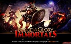 Blood & Glory: Immortals - Cuộc chiến chống lại các vị thần