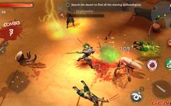 Dungeon Hunter 5 - Sự trở lại của siêu phẩm nhập vai