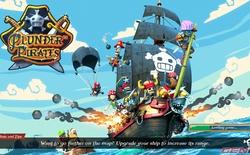 """Plunder Pirates - Game """"cướp biển"""" đến từ cha đẻ Angry Birds"""