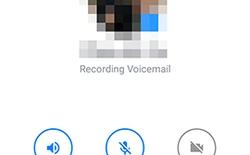 Facebook Call trên Android có thêm tính năng hộp thư thoại