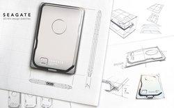 Seagate cho ra mắt ổ cứng di động mỏng nhất thế giới