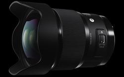 Sigma giới thiệu 20mm f/1.4 Art: ống kính khẩu độ lớn với góc tiêu cự rộng nhất thế giới