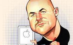 Hiệp sĩ Jony Ive - đôi bàn tay tài hoa làm nên sự hoàn hảo của iPhone