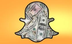 Snapchat đã cán mốc 16 tỷ USD tính theo giá trị thị trường
