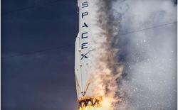 Tìm ra nguyên nhân khiến tên lửa Falcon 9 phát nổ