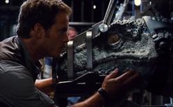 [Video] Khủng long trong phim Jurassic World được tạo ra như thế nào?