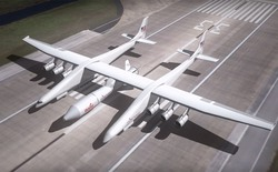 Máy bay lớn nhất thế giới, sải cánh hơn 100m sẽ bay thử nghiệm vào năm 2016