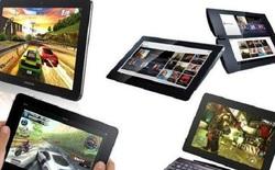 Thị trường tablet chẳng thể có lại ánh hào quang xưa