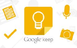 Google Keep trên iOS cập nhật bản mới, bổ sung widget và chia sẻ