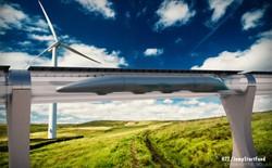 Tàu siêu tốc Hyperloop của Tesla sắp được chạy thử nghiệm