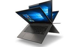 Toshiba trình làng laptop lai Satellite Radius 12 với màn hình 4K