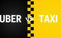 Giá trị của Uber có lớn hơn thị trường taxi truyền thống?