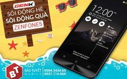Công bố kết quả chương trình quay số may mắn trúng smartphone ASUS ZenFone 5 - A501