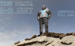 NASA công bố nguyên mẫu bộ đồ phi hành gia sẽ mặc trên sao Hỏa
