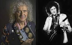 Brian May - Vừa chơi đàn, vừa làm thiên văn