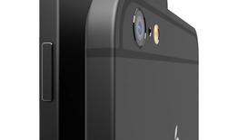 Sự trở lại của ngôn ngữ thiết kế iPhone 5 trên ý tưởng iPhone 7