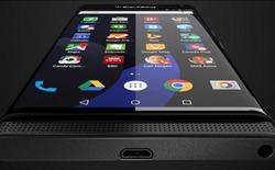 Thêm thông tin và hình ảnh của chiếc BlackBerry chạy Android