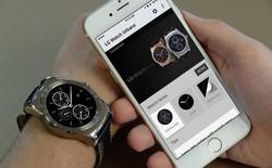 Chính thức: Android Wear đã có thể ghép đôi cùng iPhone