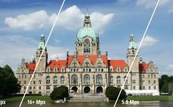 Smartphone chụp ảnh đẹp: Chạy đua megapixel không phải là cách hay