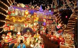"""Đèn trang trí Giáng sinh có thể làm """"lag"""" mạng Wifi nhà bạn"""
