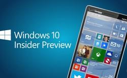 Windows 10 Mobile bản build 10136 sẽ phát hành vào tuần sau