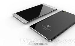 Lộ bằng chứng Xiaomi Mi 5 tích hợp cảm biến vân tay