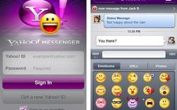 Yahoo Messenger âm thầm ngưng hỗ trợ nền tảng iOS
