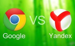 """""""Gấu Nga"""" Yandex liên minh với Microsoft chống Google"""