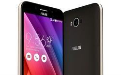 Asus ra mắt ZenFone Max, viên pin 5.000 mAh siêu khủng