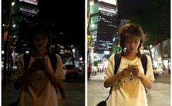 """Ngạc nhiên với ảnh chụp phố đi bộ """"tỏa sáng"""" về đêm bằng smartphone"""