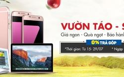 Điện thoại iPhone - Samsung giá đã cực ngon, lại thêm quà hấp dẫn
