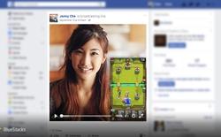 BlueStacks dần trở thành nền tảng với việc tích hợp Facebook Live