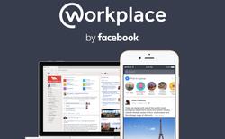 Facebook chính thức trình làng Workplace, mạng xã hội cho công sở