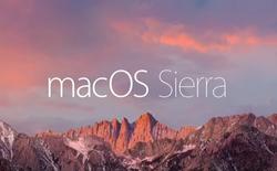 Apple đã chính thức tung ra macOS Sierra 10.12, mời anh em tải về!