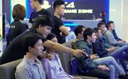 Khai trương phòng game PS4 sử dụng màn hình 4K đầu tiên tại Hà Nội