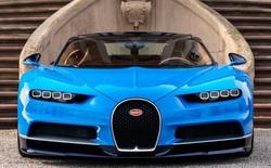 Ngắm siêu xe mới giá 58 tỷ của Bugatti, loa được làm từ kim cương nhân tạo