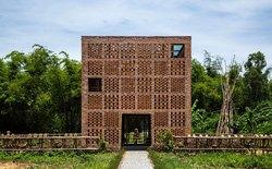 """Ngắm ngôi nhà hòa mình với """"không gian nhiệt đới"""" nơi đất Quảng Nam"""
