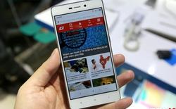 Xiaomi Redmi 3 đầu tiên tại Việt Nam: giống hệt Redmi Note 3, thêm hoa văn mạ chìm