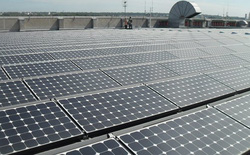 Bình Thuận có dự án điện mặt trời đầu tiên