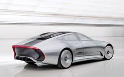 [Video] Mercedes Benz vừa tạo ra một chiếc xe hơi biến hình