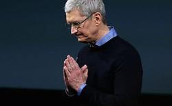 Quá thất vọng, một trong những cổ đông lớn đã bán toàn bộ cổ phiếu của Apple