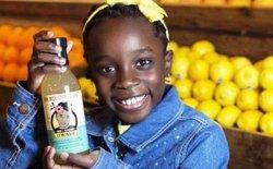 Công thức nước chanh bí mật đã giúp cô bé 11 tuổi này thành doanh nhân triệu đô