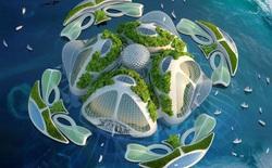 Điểm mặt 10 siêu dự án kiến trúc táo bạo của con người trong tương lai