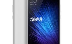 Lộ ảnh thiết kế của phablet Xiaomi Max, giống Mi 5 phóng to
