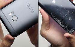 Thả rơi Galaxy S7 và HTC 10, phần thắng sẽ thuộc về ai?