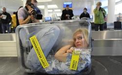 Công ty này chính thức ra mắt vali hoàn toàn trong suốt, ai dám mua?