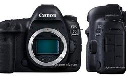 Lộ ảnh rõ nét cùng cấu hình siêu phẩm Canon 5D Mark IV: ngoại hình thay đổi, nhiều nút bấm hơn, tích hợp Wifi, NFC và GPS