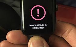 """Apple Watch đời mới hóa """"cục gạch"""" sau khi nâng cấp lên watchOS 3.1.1"""