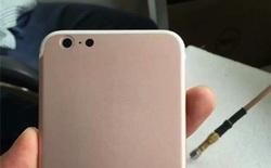 Đây có phải là chân dung iPhone 7 vàng hồng?